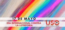 USO comprometida con la lucha contra la LGTBIfobia