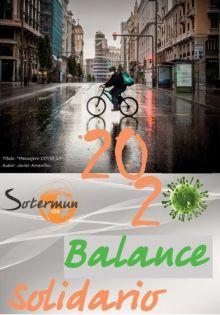 Balance Solidario de SOTERMUN 2020