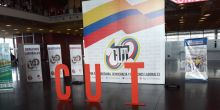 Amenazas a la dirigencia sindical de CUT Colombia