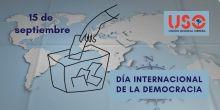 Día Internacional de la Democracia: carencias y peligroso declive