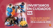 Día de Acción Mundial: ¡Invertir en cuidados, ya!